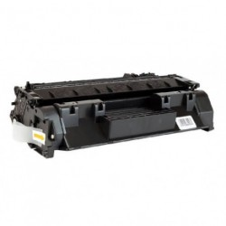 Non-OEM Black Toner for HP 80A / CF280A