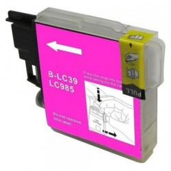 Non-OEM Magenta Ink Cartridge for Brother LC985M