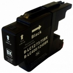 Non-OEM Black Ink Cartridge for Brother LC1240BK