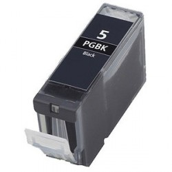 Non-OEM Black Ink Cartridge for CANON PGI-5BK