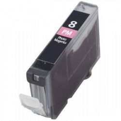 Non-OEM Magenta Ink Cartridge for CANON CLI-8M