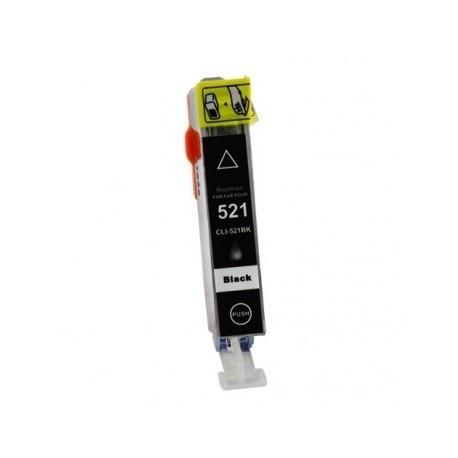 Non-OEM Black Ink Cartridge for CANON CLI-521BK