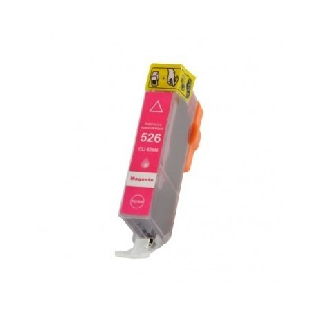 Non-OEM Magenta Ink Cartridge for CANON CLI-526M