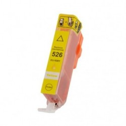 Non-OEM Yellow Ink Cartridge for CANON CLI-526Y