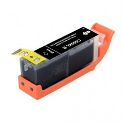 Non-OEM Black Ink Cartridge for CANON PGI-550BK