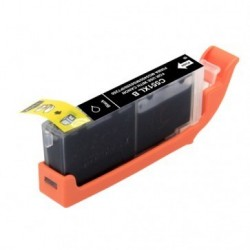 Non-OEM Black Ink Cartridge for CANON CLI-551BK