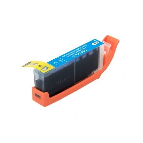 Non-OEM Cyan Ink Cartridge for CANON CLI-551C