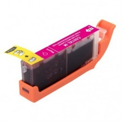 Non-OEM Magenta Ink Cartridge for CANON CLI-551M