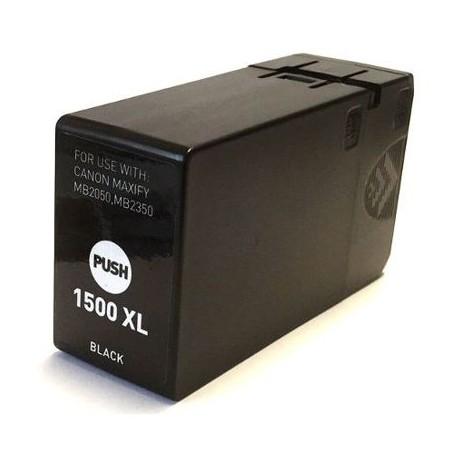 Non-OEM Black Ink Cartridge for CANON PGI-1500BK