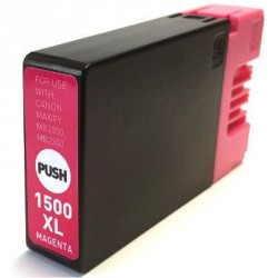 Non-OEM Magenta Ink Cartridge for CANON PGI-1500M