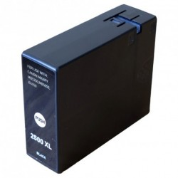 Non-OEM Black Ink Cartridge for CANON PGI-2500BK