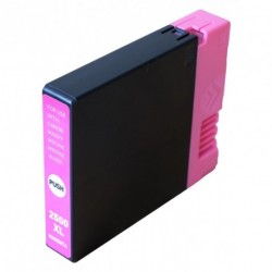 Non-OEM Magenta Ink Cartridge for CANON PGI-2500M