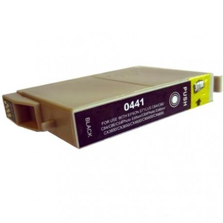 Non-OEM Black Ink Cartridge for EPSON T0441