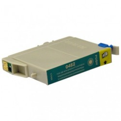 Non-OEM Cyan Ink Cartridge for EPSON T0482