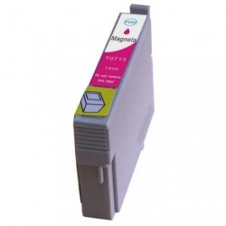 Non-OEM Magenta Ink Cartridge for EPSON T0713