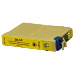 Non-OEM Ink Cartridge for EPSON T0804