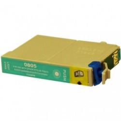 Non-OEM Light Cyan Ink Cartridge for EPSON T0805