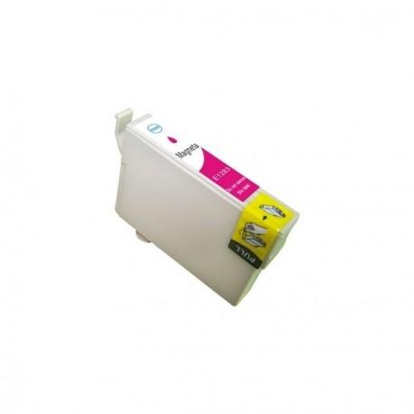 Non-OEM Magenta Ink Cartridge for EPSON T1283