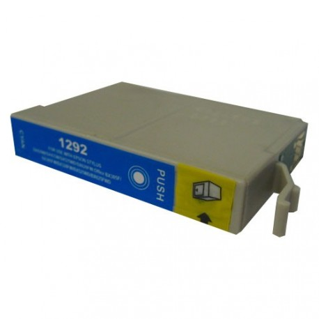 Non-OEM Cyan Ink Cartridge for EPSON T1292