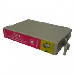Non-OEM Magenta Ink Cartridge for EPSON T1293