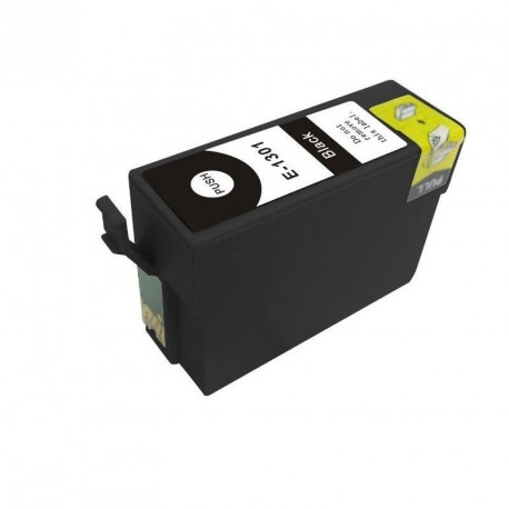 Non-OEM Black Ink Cartridge for EPSON T1301