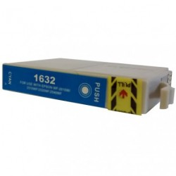 Non-OEM Cyan Ink Cartridge for EPSON T1632