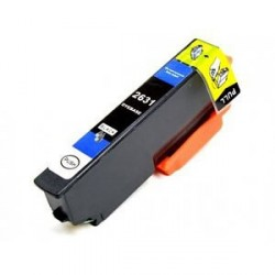 Non-OEM Black Ink Cartridge for EPSON T2631