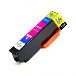 Non-OEM Magenta Ink Cartridge for EPSON T2633