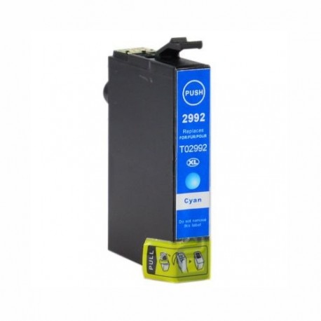 Non-OEM Cyan Ink Cartridge for EPSON T2992