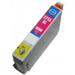 Non-OEM Magenta Ink Cartridge for EPSON T2713