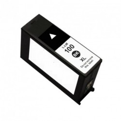 Non-OEM Black Ink Cartridge for Lexmark 100XL