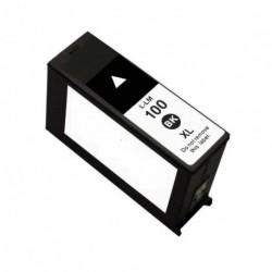Non-OEM Black Ink Cartridge for Lexmark 100XL