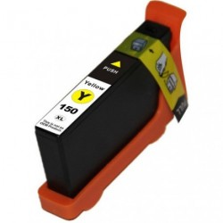 Non-OEM Yellow Ink Cartridge for Lexmark 150XL