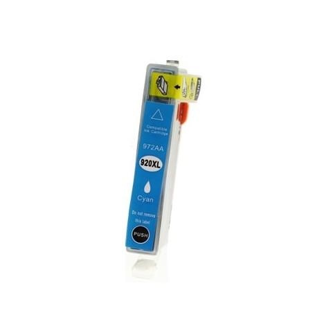 Non-OEM Cyan Ink Cartridge for HP 920XL
