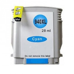 Non-OEM Cyan Ink Cartridge for HP 940XL