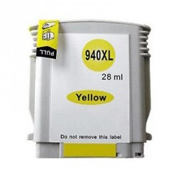 Non-OEM Yellow Ink Cartridge for HP 940XL