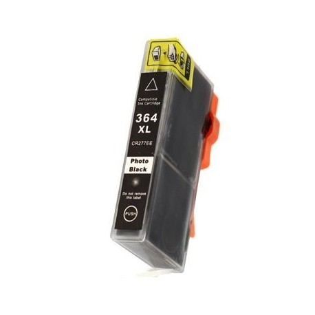 Non-OEM Photo Black Ink Cartridge for HP 364XL