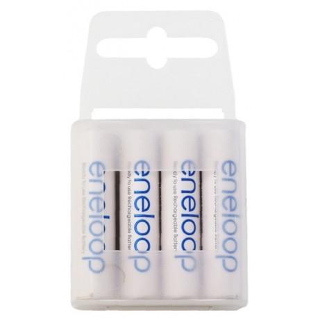 4 x Rechargeable Batteries Panasonic ENELOOP AAA (800mAh)