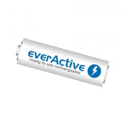 1 x Rechargeable Battery EVERACTIVE AA (2500mAh)