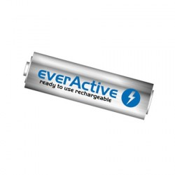 1 x Rechargeable Battery EVERACTIVE AA (1900mAh)
