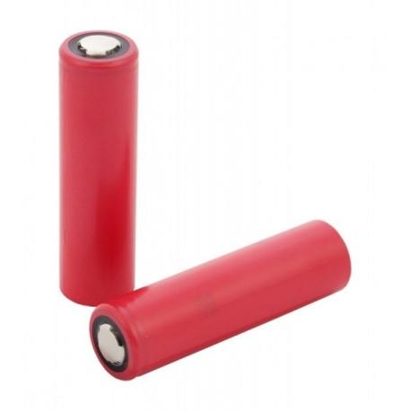 2 x Rechargeable Batteries SANYO 18650 (3400mAh)
