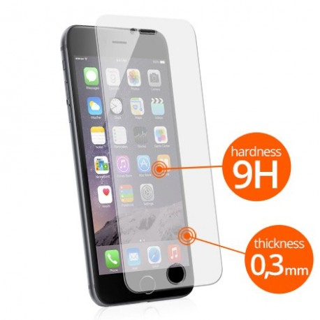 Tempered Glass Screen Protector for iPhone 6 / 6s
