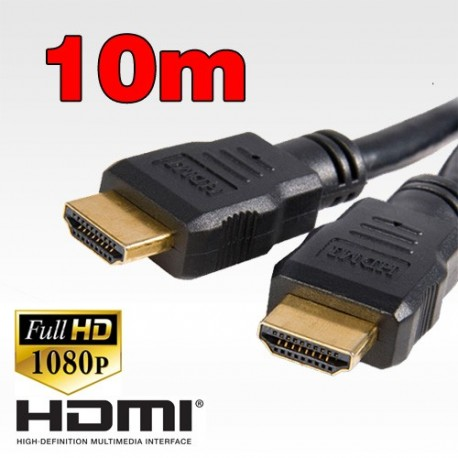 10m Premium HDMI Gold-plated Cable