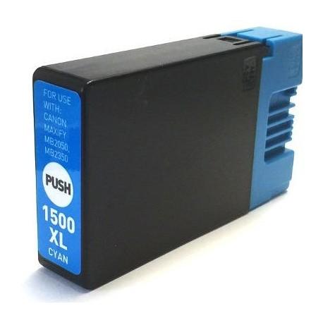 Non-OEM Cyan Ink Cartridge for CANON PGI-1500C