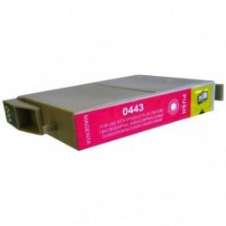Non-OEM Magenta Ink Cartridge for EPSON T0443