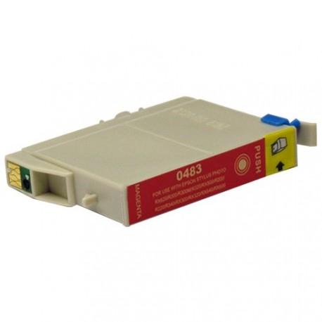 Non-OEM Magenta Ink Cartridge for EPSON T0483