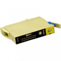 Non-OEM Black Ink Cartridge for EPSON T0611