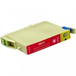 Non-OEM Magenta Ink Cartridge for EPSON T0613