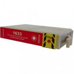 Non-OEM Magenta Ink Cartridge for EPSON T1633