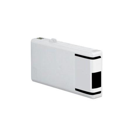 Non-OEM Black Ink Cartridge for EPSON T7021
